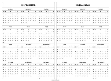 how to create 2018 calendar using office word or excel
