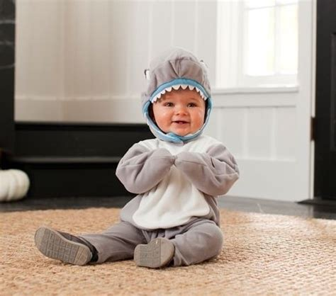 baby shark outfit 19 creative costumes for babies who are too young to walk