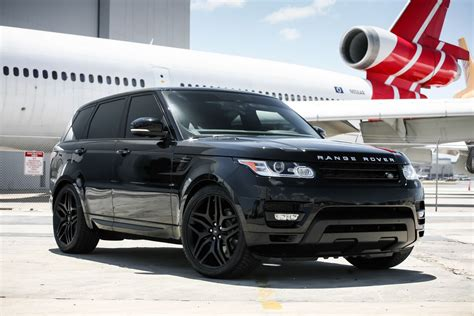 black land rover with black rims 2014 range rover black rims pixshark com images