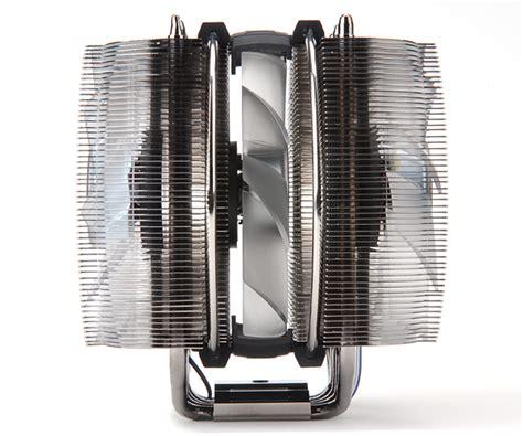 Zalman Cnps 12x Support Lga2011 ventirad cnps12x zalman voit grand avec 3 ventilateurs