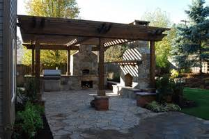 Backyard Bbq Oregon Patio Tips From Patio Experts At All Oregon Landscaping