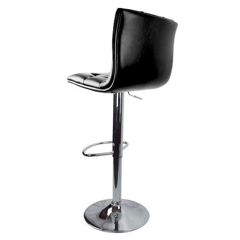 modern black leather swivel bar stool with back and 6 barstools swivel seat black leather modern adjustable
