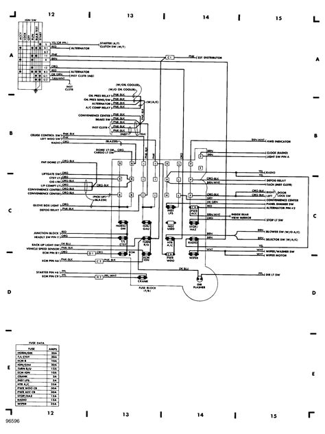 wiring diagram   ignition switch