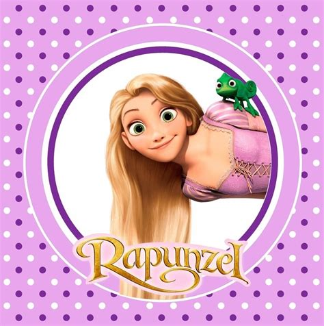 imagenes de rapunzel sin fondo kit imprimible rapunzel enredados invitaciones candy bar