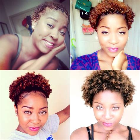 michelle 8 months after the big chop blended beauty pin by khadijah on natural hair board pinterest