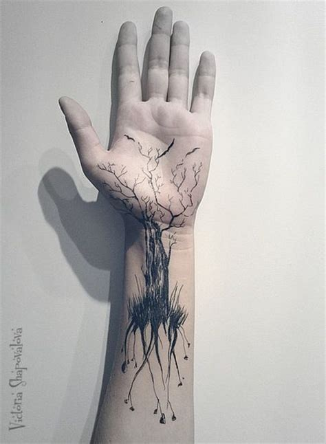 hand tattoo veins wrist tattoos for men inspirations and ideas for guys