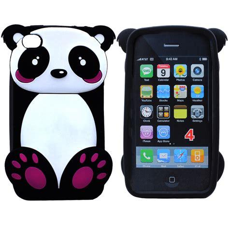 Black Panda Samsung S8 Plus S8 Hardcase Doff Sudut Cover wholesale iphone 4 4s 3d panda black