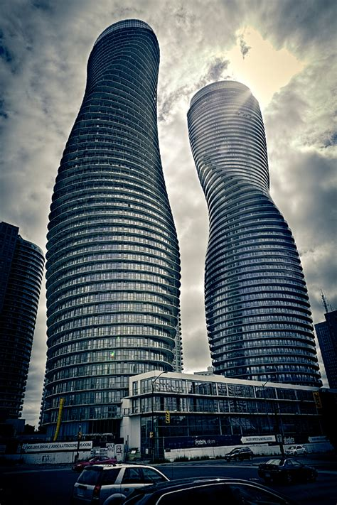 Kitchen Furniture Toronto the absolute towers in canada by mad architects