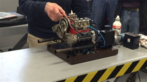 how cars engines work 2002 porsche 911 auto manual porsche model engine scale 1 3 working demonstration youtube