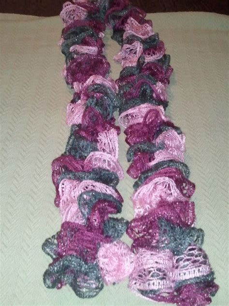 how to knit a sashay scarf step by step image gallery ruffle scarf