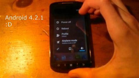 how to upgrade zte skate zte skate 02 android 4 2 jellybean update custom