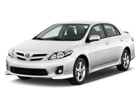 Toyota Corolla 2012 Price 2012 Toyota Corolla Review Ratings Specs Prices And