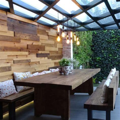 ideas  arreglar tu patio  menos de  pesos