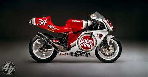 Suzuki Rgv500 Garage Kevin Schwantz S 1995 Suzuki Rgv500