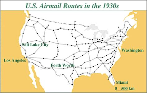 civilization.ca winged messenger: airmail in the heroic era