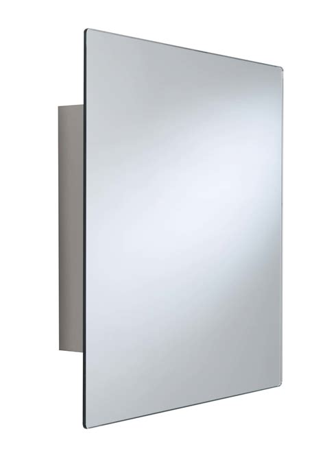 stainless steel mirror cabinet croydex dart stainless steel square door mirror cabinet