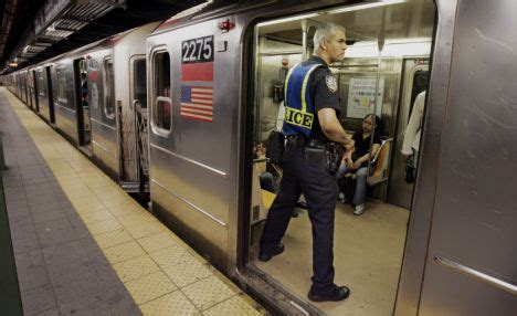 man hit by new york subway train after drunken night out