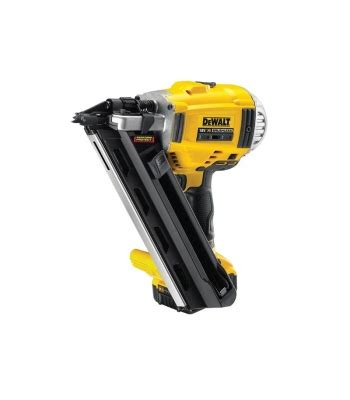 dewalt dcn692p2 18v brushless xr li ion nail gun kit 2 x 5