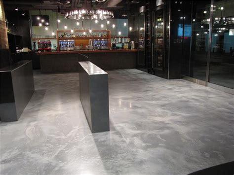 the basics of decorative concrete epoxy flooring