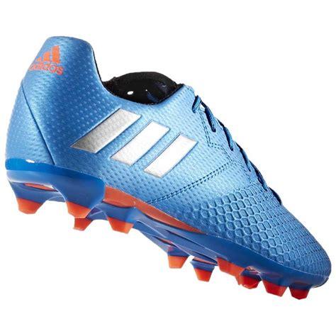 Adidas Football Messi 16 3 Fg adidas messi 16 3 fg blue buy and offers on goalinn