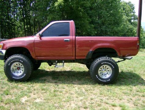 1994 toyota pickup > 4x4 off roads! 4x4 off roads