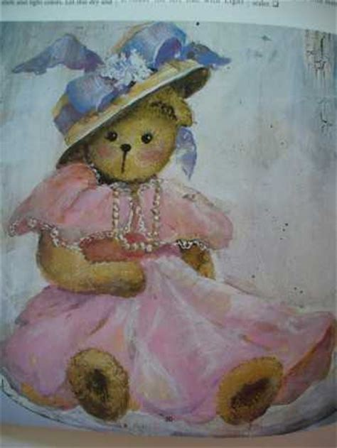 17 Best Images About Tole Painted Crafts And Teddy Bears And New Decorative Tole Painting Book