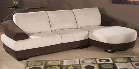 chenille fabric couch two tone beige brown chenille fabric modern sectional sofa