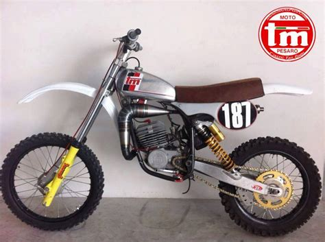 tm motocross bikes 1980 tm 125mx so dainty looks like its fun as