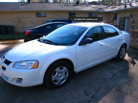 2005 dodge stratus engine 2005 dodge stratus
