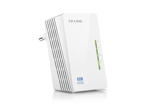powerline 2 porte tl wpa4220 powerline av500 wireless n 300mbps con 2