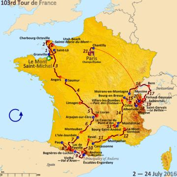 cadenas montañosas de francia wikipedia tour de france 2016 wikipedija