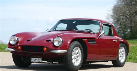 Tvr Tuscan V8 The Driving Philosopher Tvr Tuscan V8 A Sixties Supercar