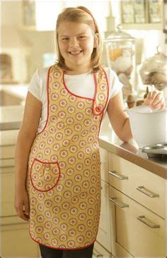 apron pattern with d ring aprons back details and no strings attached on pinterest