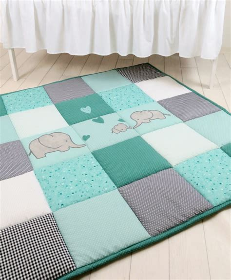 Baby Mat by Baby Play Mat Baby Mat Baby Activity Mat Elephant Baby