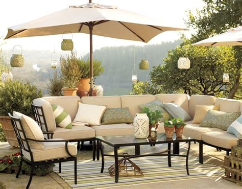 15 Great Outdoor Living Space Ideas The Home Touches Outdoor Living Room Furniture For Your Patio