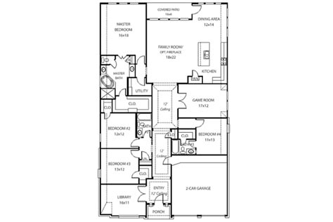 perry homes floor plans perry introduces brand new design 2738 in elyson