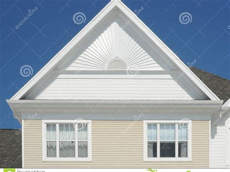 Open Gable Roof Flat Roof Open Gable Roof House Design Gable Roof Homes