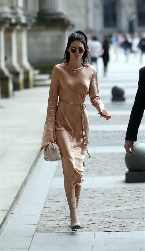 kendall jenner classy fashion   paris