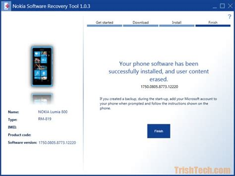 reset tool windows phone recover or reset nokia lumia phone with nokia software