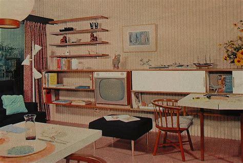 1950s interior design 1950s tv rec room lounge den vintage interior design photo