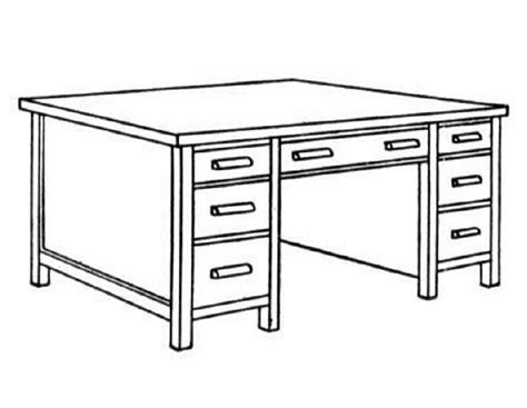 Coloring Desk For free coloring pages of a desk chair