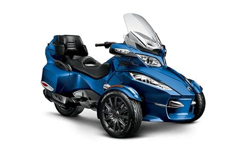 spyder rt s 3 wheeled sports motorcycle can am roadster