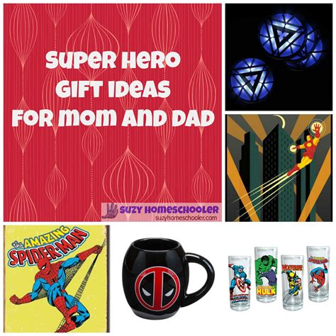 gifts for marvel gift guide for the super hero on your list suzy homeschooler