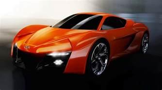 Hyundai Sports Cars Hyundai Passocorto Students Design Mid Engined Sports