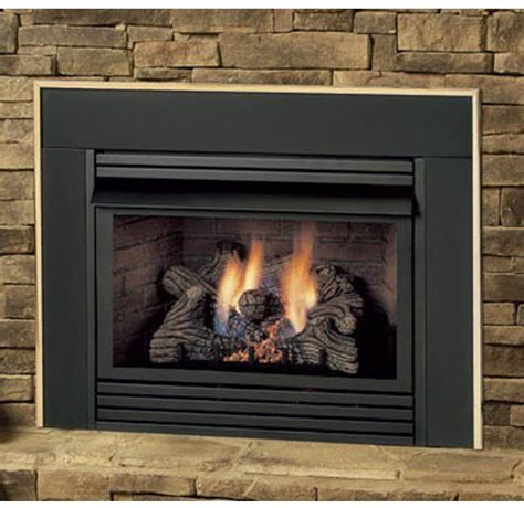 gas fireplace insert ventless quot monessen dis33 ventless propane or gas quot