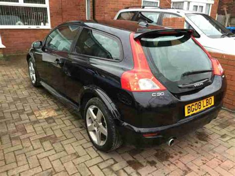 best auto repair manual 2012 volvo c30 engine control volvo 2008 c30 r design sport d black 1 6 diesel cat d salvage car for sale
