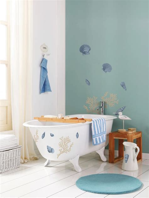 beachy bathroom ideas coastal bathroom ideas hgtv