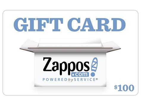 zappos gift cards b2c zappos 100 gift card zappos com free shipping both ways - Zappos Gift Card