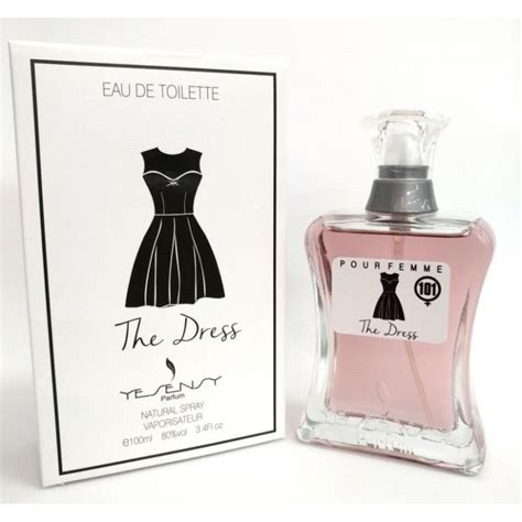 Perfume Dress the dress pour femme eau de toilette 100 ml yesensy