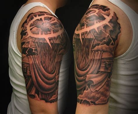thunderstorm tattoo designs ideas and meaning tattoos for you